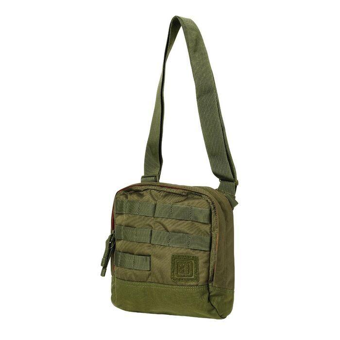 5.11 Tactical 2-Banger Shoulder Messenger Side Ammo Bag All Colours