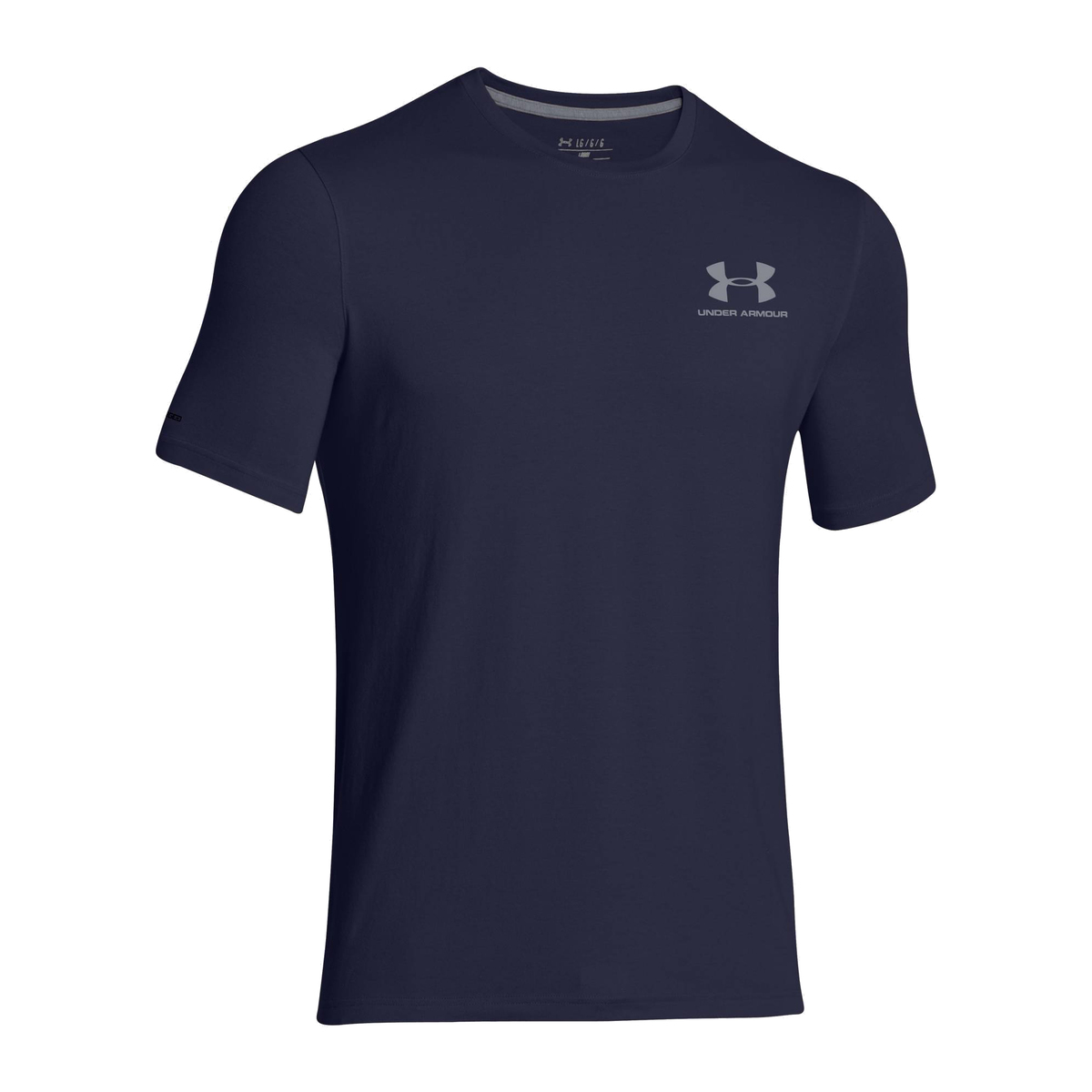 3cebc431d Under Armour Charged Cotton Sportstyle T-Shirt [Colour: Midnight Navy]  [Size: Large]