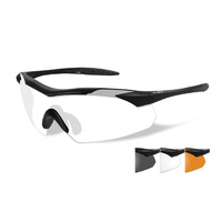 Wiley X Vapor Three Lens w/ Matte Black Frame