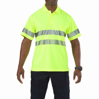 5.11 High-Visibility Short Sleeve Polo Shirt