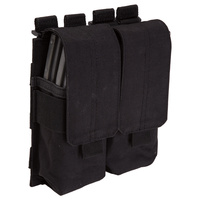 5.11 Stacked Double Mag Pouch with Cover