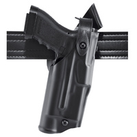 Safariland ALS/SLS Mid-Ride Level III Retention Duty Holster