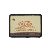 5.11 Tactical California State Bear Patch