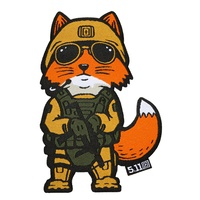 5.11 Tactical Fox Marine Recon Patch
