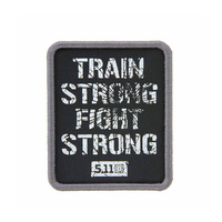 5.11 Train Strong Fight Strong Patch