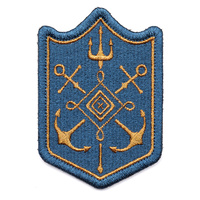 5.11 Tactical Anchor Trident Patch