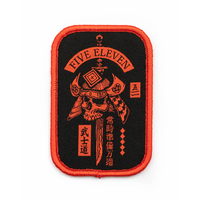 5.11 Tactical Samurai Skull Patch