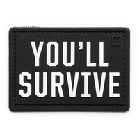 5.11 Tactical You'll Survive Patch