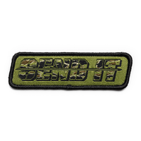 5.11 Tactical Send It Camo Patch