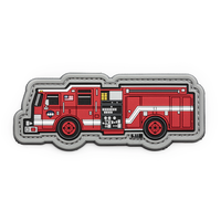 5.11 Tactical Fire Engine Patch