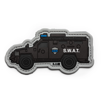 5.11 Tactical Bearcat Patch