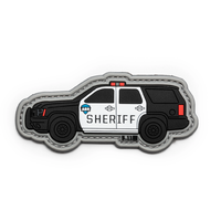 5.11 Tactical Sheriff SUV Patch