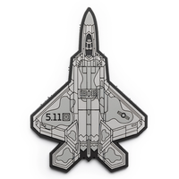 5.11 Tactical F22 Raptor Flight Patch