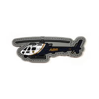 5.11 Tactical CHP Helicopter Patch