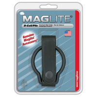 Maglite D Cell Belt Holder Plain Leather