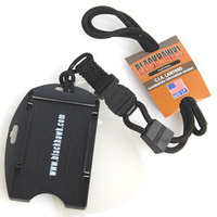 Blackhawk! CIA Lanyard ID Holder