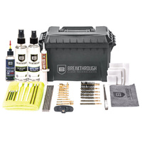 Breakthrough Ammo Can Cleaning Kit w/ HP PRO Oil