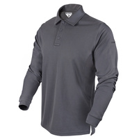 Condor Performance Long Sleeve Polo