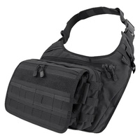 Condor - Messenger Bag - Black