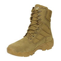 Condor - 8inch Gordon Coyote Brown Combat Boots