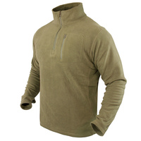 Condor Quarter Zip Fleece Pullover