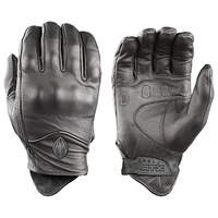 Damascus ATX-95 All-Leather Gloves with Knuckle Armor