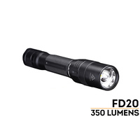 Fenix FD20 with Focus Functionality 2 x AA Batteries 350 Lumen Flashlight