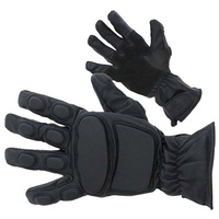 MLA Defender D20 Leather Suede Police Gloves