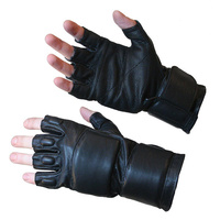 MLA F100C Leather Police Gloves