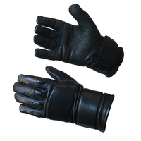 MLA F100F Leather Police Gloves