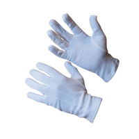 MLA W171 White Parade Police Gloves
