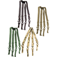 High Speed Gear Low Drag Suspenders