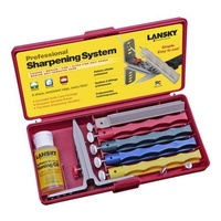 Lansky Sharpeners Professional Sharpening System