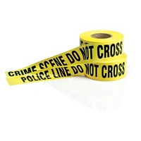 Lightning Powder Crime Scene Barrier Tape