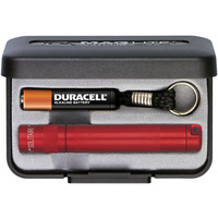 Maglite AA in Presentation Box - Red