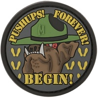 Maxpedition Devil Dog Morale Patch
