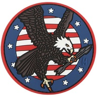 Maxpedition American Eagle Morale Patch