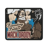 Maxpedition Ben Franklin Mack Morale Patch