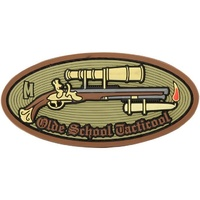 Maxpedition Olde School Tacticool Morale Patch