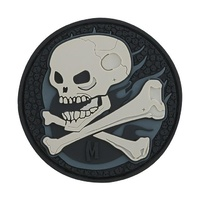 Maxpedition Skull Morale Patch