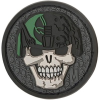 Maxpedition Soldier Skull Morale Patch