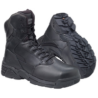 Magnum Stealth Force 8.0 Leather Side-Zip WPI 50J Boot