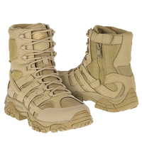 Merrell Tactical Moab 2 8inch Tactical WP Boots - Coyote