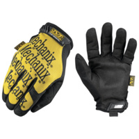 Mechanix Wear The Original Glove - Yellow