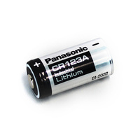 Panasonic CR123A 3V Lithium Battery