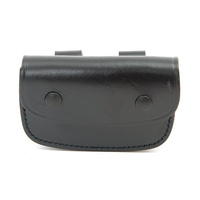 MLA Leather Mounted Key Pouch
