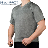 PPSS SlashPRO - Slash Resistant Short Sleeve V-Neck T-Shirt