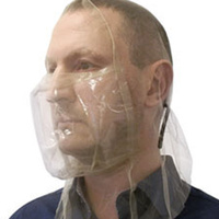 PPSS Anti-Spit Hood (Box of 100)