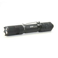 PowerTac E9R 1020 Lumens USB Rechargeable LED Flashlight