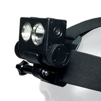 Powertac EXPLORER HL-10 2500 Lumen LED Headlamp
